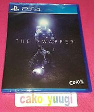 THE SWAPPER SONY PS4 LIMITED RUN #38 REGION FREE  3300 EX NEUF NEW