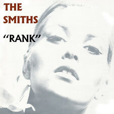The Smiths - Rank - 2 x Vinyl LP & Poster NEW & SEALED