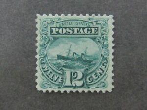 Nystamps US Stamp # 128 Mint OG H $2250 f28xb