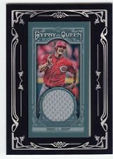 2013 Topps Gypsy Queen Mini Relic - Jersey - #GQMR-JB - Jay Bruce - Reds