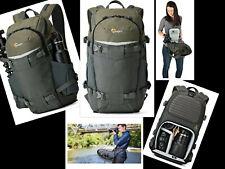 Lowepro Flipside Trek BP 250 AW Bag Backpack For Cameras Dark Green New free p+p