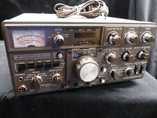Kenwood TS 820 160-10M HF SSB/CW Base Ham Amateur Radio Transceiver Working!