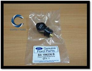 Genuine Ford Falcon / Territory Auxiliary Power Source Socket. BA/BF, SX/SY/SZ.