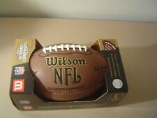 Wilson Nfl Ultimate Composite Footbal, Brand New In Box