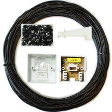 15M BT Verlängerungs Für draußen/Externer Kabel/Lead Set Telefon Breitband