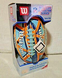 Super Bowl XXXIX NFL Team Collector Series Football Junior Size Wilson Vintage