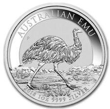 EMU  2018 1 oz Plata Australia . IMPRESIONANTE CALIDAD DEL ACUÑADO.
