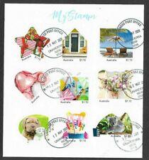 Australia-MyStamps-fine used cto limited print 2020