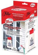 Fuller Brush Full Crystal Window Cleaner Bottle 4 oz 🔥