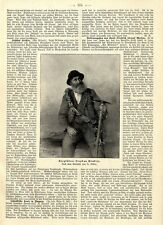 Der legendäre Tiroler Bergführer Stephan Kirchler Text+Bild von 1902