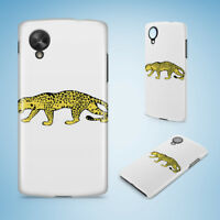 AFRICAN CHEETAH ANIMAL 14 HARD PHONE CASE COVER FOR NEXUS 5 5X 6 6P