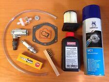Inspektions SET Hercules GT HR2 M Prima 3 und 5 Getriebeöl Benzinfilter 504 505