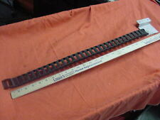 """Igus Energy Chain Cable Carrier w/ Mounts 28"""" Long 1"""" Wide 1/2"""" High Free Ship!"""