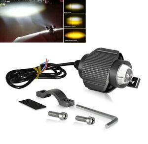 LED Spotlight Motorcycle ATV Head Fog Light Projector Lens Shooter Beam 3-model