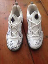 One Of A Kind Signed Wimbledon Tennis Championship 2002 offical Lotto Trainers