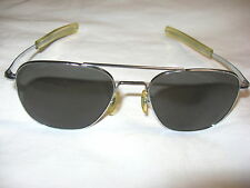 Rare! USAF Issue HGU-4/P American Optical Aviator Sunglasses B-57  O-1 FAC  MACV
