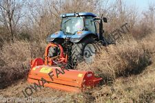 "Flail Ditch Bank Mower:Maschio Giraffona 260 102"" Cut, 140HP+,Adjust On The Fly!"