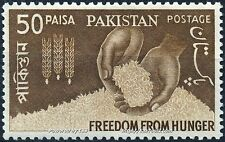 PAKISTAN FREEDOM FROM HUNGER NEUF * AVEC CHARNIERE