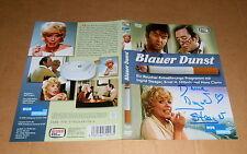 Ingrid Steeger, originale firmato di DVD COVER CON DVD * spuma BLU *, RAR