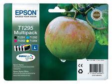 4x PATRONE EPSON WF3540-DTWF WF3010DW WF3520DWF WF3530 WF7525 WF7015 WF7515 SET