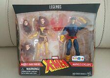 DARK PHOENIX & CYCLOPS 2 PACK - Marvel Legends Series X-MEN RARE TRU - SOLD OUT!