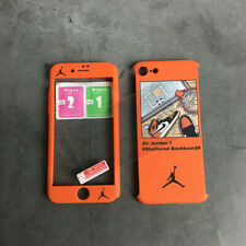 Air JordanOrange Shattered Backboard 360 AJ1 iPhone Case 6 6s Plus 7/8,XR