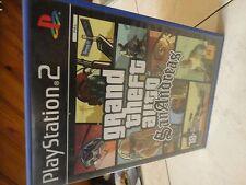 Grand Theft Auto (GTA) San Andreas - PlayStation 2 PS2