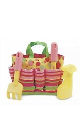 Melissa & Doug Sunny Patch Spark Blossom Bright Garden Tote & Tools Set Pink NEW