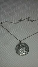 MEDAILLE ANGLAISE EN ARGENT