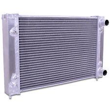40MM ALLOY RACE RADIATOR RAD FOR VW GOLF MK2 CORRADO SCIROCCO 1.6 1.8 GTI 16V