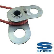 SUPERWINCH 9,072kg (20,000lb) Swing Away Pulley Block Winch Recovery 4x4 4WD