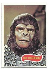 PLANET OF THE APES MOVIE CARD NO 5 URKO GORILLA GENERAL  TOPPS EX+  5081