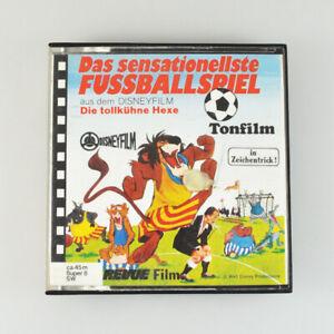 Das sensationelle Fussballspiel - Super 8 - 8mm - Revue Film - 45m - s/w - Ton
