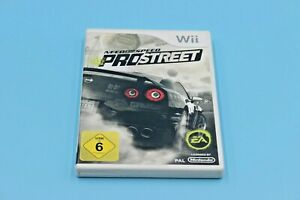 Nintendo Wii - Need for Speed: Prostreet - Complete Boxed