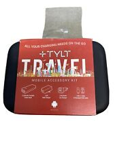 +tylt Travel Mobile Accessory Kit for All USB-C Cable Series Devices