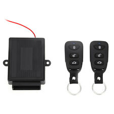 Universal Car Remote Central Kits Door Lock Locking Vehicle Keyless Entry System