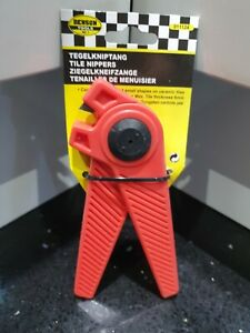 New Tile Nipper Mosaic/Ceramic Tile Shaping Cutting Tool Pliers Cutter Tiler 6mm