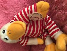 """SUNKID 68167 MANNHEIM DRESSED IN RED/WHITE SUIT 14"""" FREEPOST"""