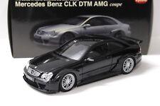 1:18 Kyosho Mercedes CLK DTM AMG Coupé Black chez Premium-modelcars