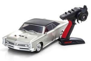 1/10 Electric 4WD 1967 Pontiac GTO Champagne Metallic