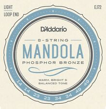 D'Addario EJ72 Phosphor Bronze Light Mandola Strings (14-49) J72