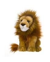 "NEW OFFICIAL DAVID ATTENBOROUGH BBC PLANET EARTH LION 12"" PLUSH SOFT TOY BNWT"