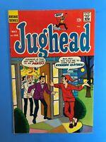 JUGHEAD #156 DREAM OF GENIE Archie Series Silver Age 1968 Very Fine