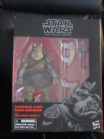 "Star Wars Black Series 6"" Gamorrean Guard Target Exclusive Sealed ROTJ Jedi New"