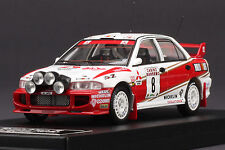 Mitsubishi Lancer Evo III Car #8 1996 Sanremo Rally -D. Auriol-  HPI #8556 1/43