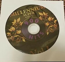 MILLENIUM KARAOKE VOL1 SUPER CDG SCDG 1956-2008 DEFINITIVE COLLECTION 900+ SONGS