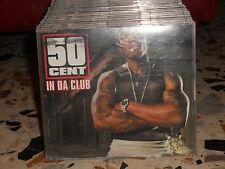 50 CENT - IN DA CLUB 3,45- IN DA CLUB clean 3,45 - CD promozionale - 2003