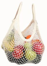 ECOBAGS® Organic String Bag Natural Color Tote Handle