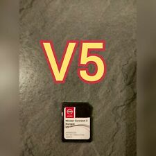 V5 SD card Nissan connect 3 Original 2020 Italy and Europe. qashqai