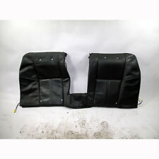 2006-2010 Genuine BMW E60 M5 Rear Climatized Seat Leather Black Heated USED OEM